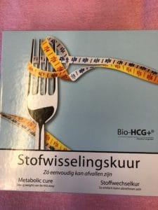 Gezond afvallen met de bio-hgc stofwisselingskuur Bio-HCG+ om snel en effectief af te vallen